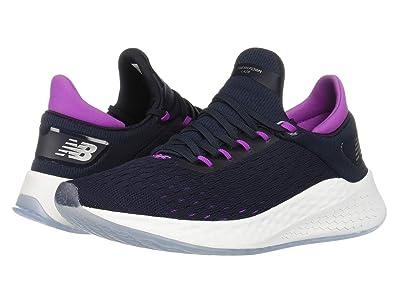 New Balance Fresh Foam Lazr v2 (Eclipse/Voltage Violet) Women