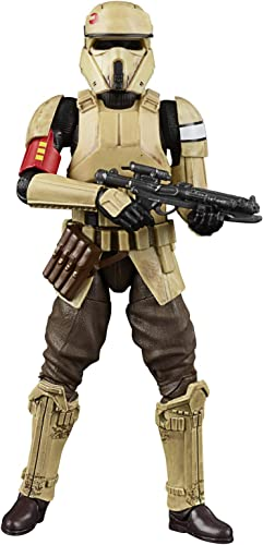 wholesale STAR WARS The Black Series Archive Shoretrooper lowest 6-Inch-Scale Rogue One: A Story Lucasfilm 50th Anniversary sale Collectible Figure online sale