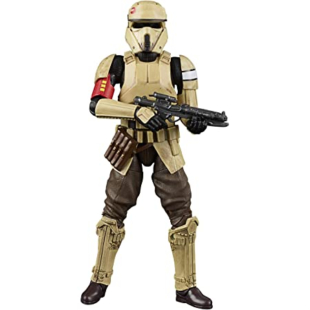STAR WARS The Black Series Archive Shoretrooper 15 cm Escala Rogue One Story Lucasfilm Figura Coleccionable 50 Aniversario