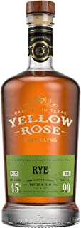 Yellow Rose Rye Whisky 0.7 L