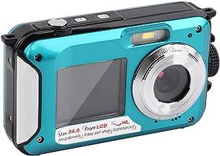 xiaoxioaguo 24 Million Pixel Home Digital Camera Macro Camera Blue