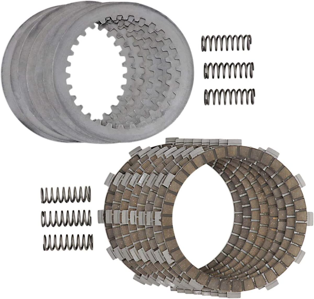 Excellent DP Brakes DPK179 Baltimore Mall CLUTCH PLATES 3 Pack
