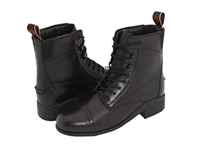 Ariat English Kids Performer III (Little Kid/Big Kid) (Black) Girls Shoes