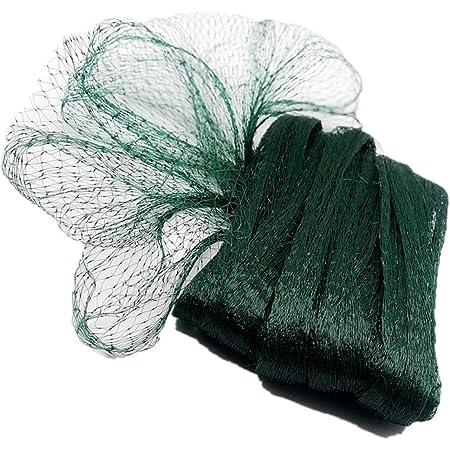 YMYGCC Outdoor Angelausr/üstung einlagige Nylonnetz Fischernetz Sticky Mesh-Fang Wandnetz Kiemennetz