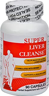 Health Plus Liver Cleanse Total Body Cleansing System - 90 Capsules