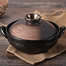 Cooker Pot Casserole Stew Can Clay Rice Cooker Can Stockcan Soup Can Insulated Casserole Round Ceramic Pan Hot Can Pan Cer...