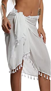 Best white sarong cover up Reviews