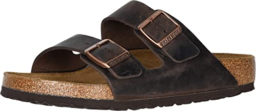 Birkenstock Women's Arizona-Oiled Leather (Unisex)