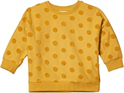 Honey Gold/Textured Spots