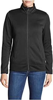 Best eddie bauer sweater fleece full zip jacket Reviews