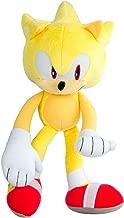 Super Sonic Plush Toy, Yellow