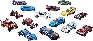 Hot Wheels ensemble de 3 coffrets 5 véhicules, Corvette, Exotics et Legends, jouet pour enfant de petites voitures miniatu...