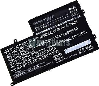 【NOTEPARTS】Dell デル Inspiron 14 (5447) Inspiron 15 (5547) 用 Li-ion バッテリー 1V2F6 TRHFF対応