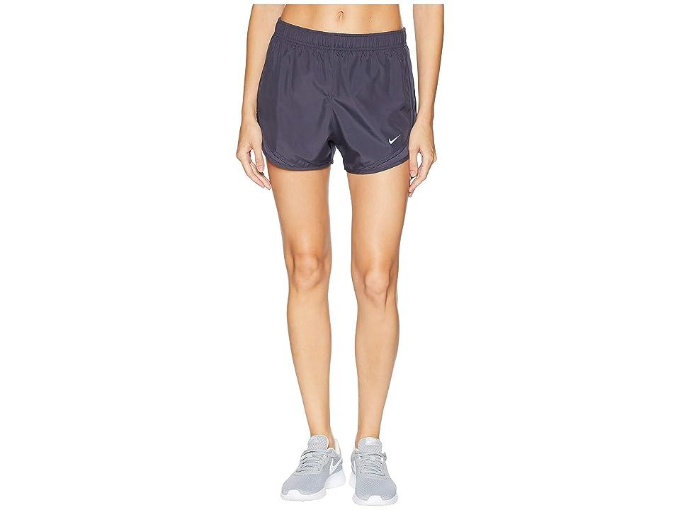 Nike Dry Tempo Short (Gridiron/Gridiron/Wolf Grey) Women