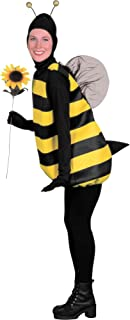 Forum Novelties Adult Unisex Bumble Bee Costume - Pick Size