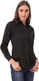 Chef Works Women's Basic Dress Shirt