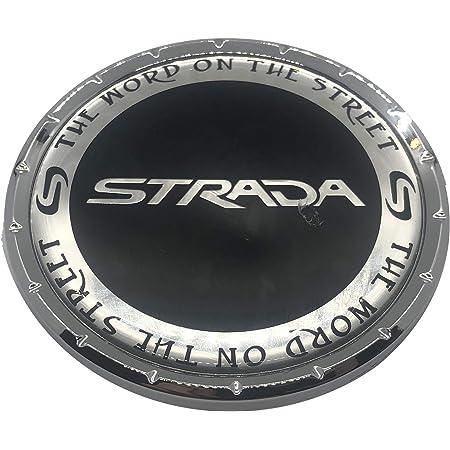STRADA Wheels  Chrome Wheel Rim//WHEELS Center Cap #S17 70752080F-1-SHIPS TODAY!