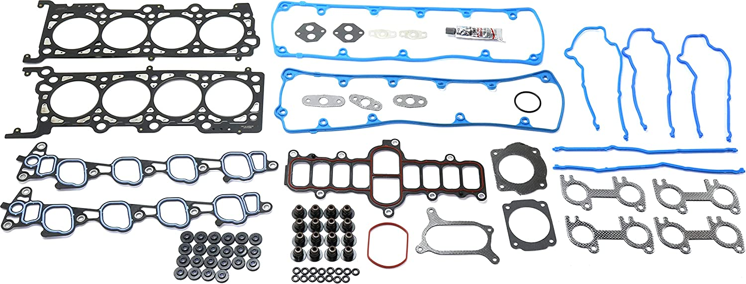Garage-Pro Head Gasket Set Compatible 卸売り 2004-2008 Ford 休日 with F150 E