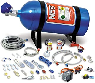 NOS 05130NOS Universal Single Fogger Wet Nitrous System Kit