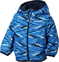 columbia boys pixel grabber ii wind jacket