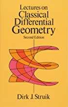 Best classical differential geometry Reviews