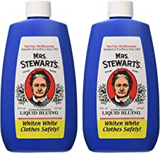 Mrs. Stewart's Bluing 8oz. Pack of 2