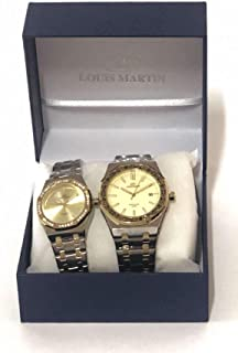 Men's watch kit from Louis Martin