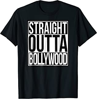 Straight Outta Bollywood T-Shirt