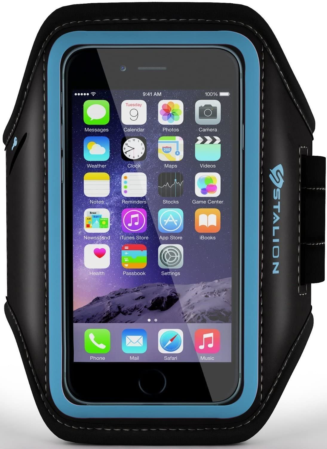 Dealing full price reduction iPod Touch Armband: Stalion Sports Outlet SALE Gym Sportb Exercise Running