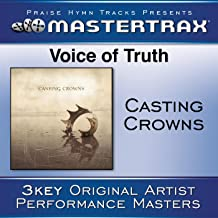 Voice Of Truth (With Background Vocals) (Performance Track)