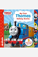 Thomas & Friends: My First Thomas Railway Stories (My First Thomas Books) Board book