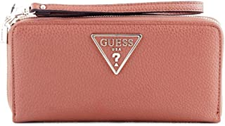 Luxury Fashion | Guess Womens SWVG7439460COGNAC Brown Wallet | Fall Winter 19