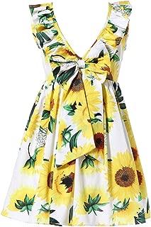 Little Girls Dress Summer Dress Beach Dress Sleeveless