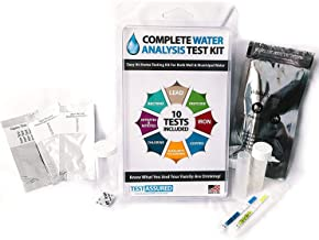 bacteriological water testing kit