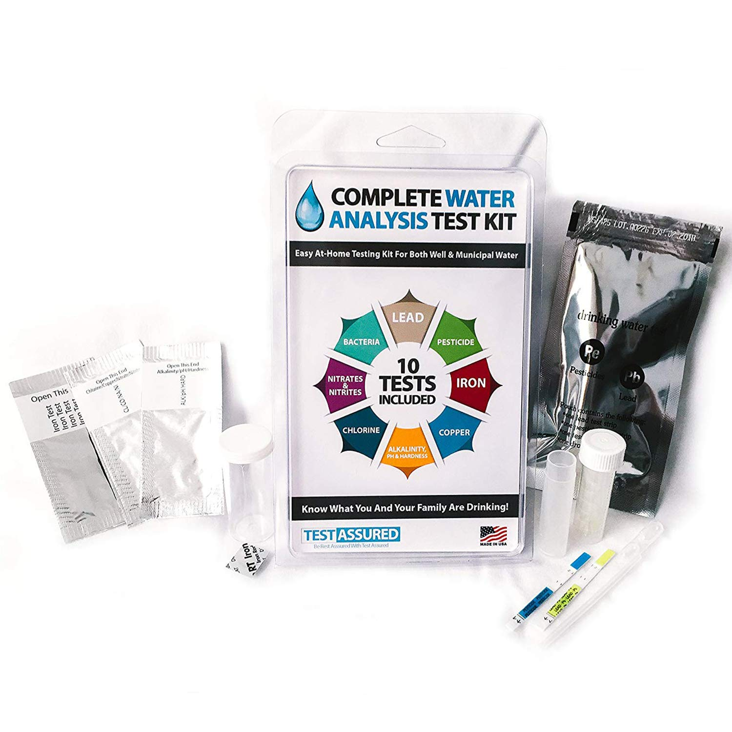 Drinking Water Test Kit Pesticide