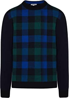 Luxury Fashion Mens WOMAG1862UF03491632 Blue Sweater | Fall Winter 19