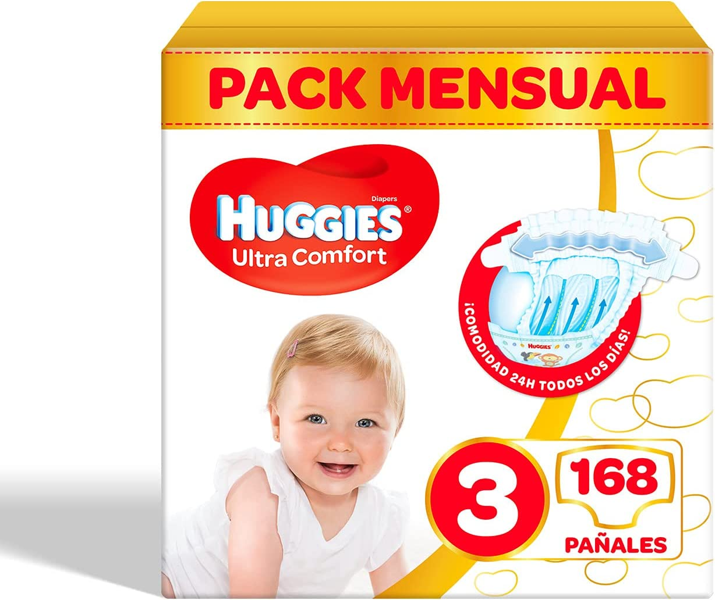 Pañales para Bebés Pampers