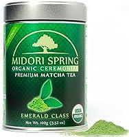 Midori Spring Bio ceremonialny Matcha (Ceremonial Emerald US, 100 g)