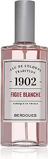 Berdoues Eau de Cologne Spray, White Fig, 4.2 Fl Oz