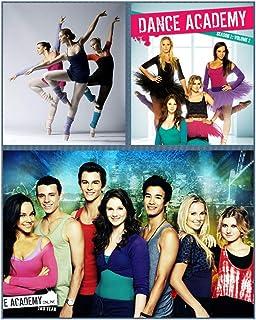 Mejor Dance Academy Poster de 2021 - Mejor valorados y revisados