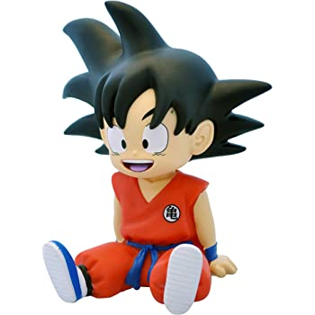 Sfera di Cristallo con Mini-Salvadanaio di Dragon Ball Plastoy 80060