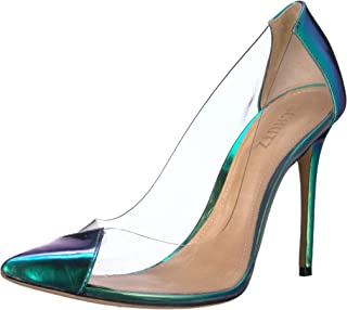 cc363b678 Amazon.com: Clear - Pumps / Shoes: Clothing, Shoes & Jewelry