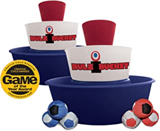 BULZiBUCKET Beach, Tailgate, Camping, Yard Game Indoor/Outdoor by Kid Agains