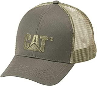 Workwear Bundle: Caterpillar Men's Raised Logo Cap &...