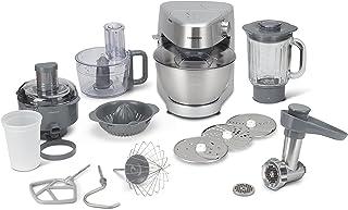 Kenwood Prospero+ KHC29.P0SI - Robot de Cocina Multifunción 1000W, 4,3L, Mezcla, Bate, Amasa, Batidora de Vaso 1.5L, Proce...