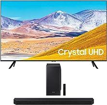 """Samsung UN50TU8000 50"""" 8 Series Ultra High Definition Smart 4K Crystal TV with a Samsung HW-Q900T 7.1.2 Channel Soundbar w..."""