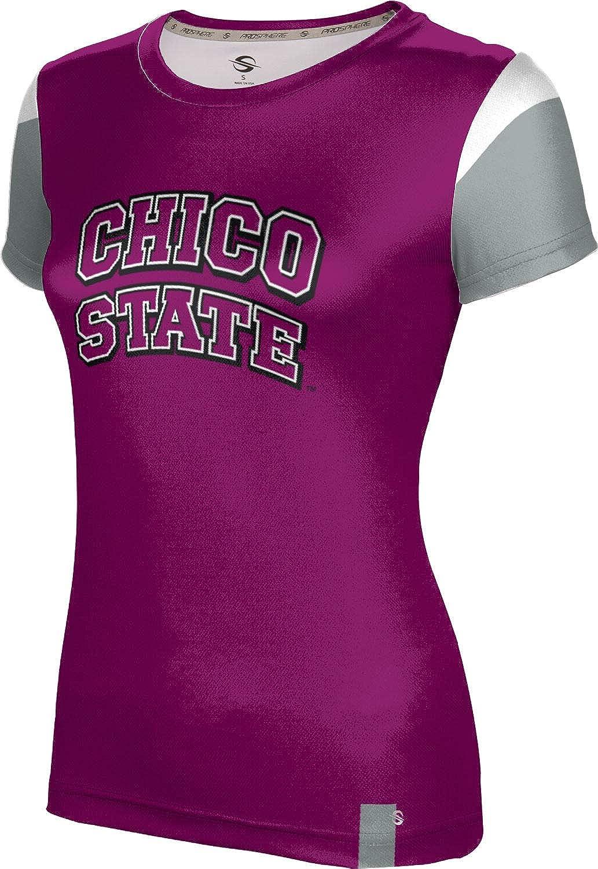 ProSphere California State University Chico Girls' Performance T-Shirt (Tailgate)