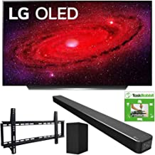 $2109 » LG OLED55CXPUA 55-inch CX 4K Smart OLED TV with AI ThinQ (2020) Bundle SN6Y 3.1 Channel High Res Audio Sound Bar + TaskRabbit Installation Services + Vivitar Low Profile Flat TV Wall Mount