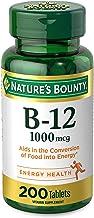Nature's Bounty, 1000mcg, 200 Tablets