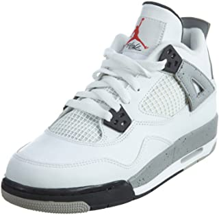 98306828ad3 NIKE air Jordan 4 Retro OG BG hi top Trainers 836016 Sneakers Shoes